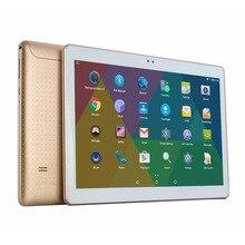 10 дюймов Tablet Quad Core 1280×800 IPS Bluetooth Оперативная память 2 ГБ Встроенная память 16 ГБ 5.0MP Dual SIM карты телефон Вызов ПК Android GPS WI-FI 9 10.1