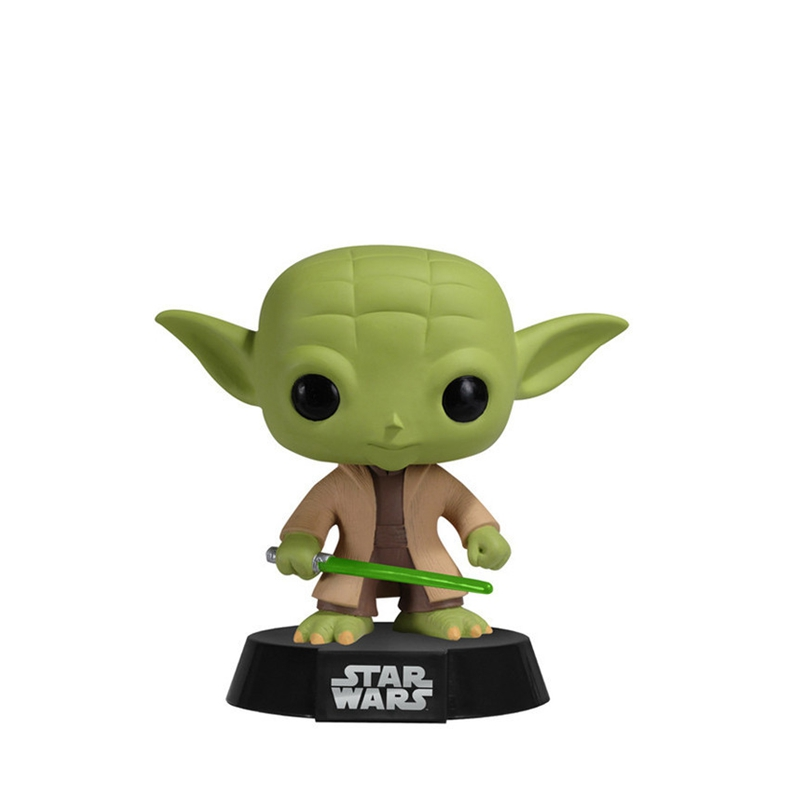 Star War Yoda BB Action Figure Toys Doll For Baby KIDS Christmas GIFTS
