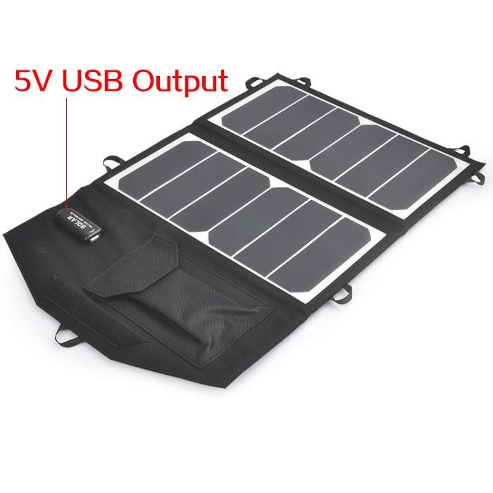 5V solar panel charger