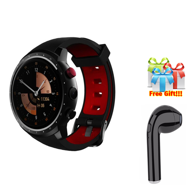 smart Watch Z18 Round Bluetooth Smartwatch Compatible for LG Sony HTC HUAWEI Google Xiaomi Samsung gear s2 iphone 6 7 8 x цена