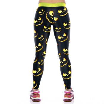 Cheshire Cat Leggings 8