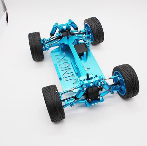 Vaorwne Servo Sitz 1//18 Rc Auto Teile Metall Teile f/ür Wltoys A949 A959-B A969-B A979-B Grau
