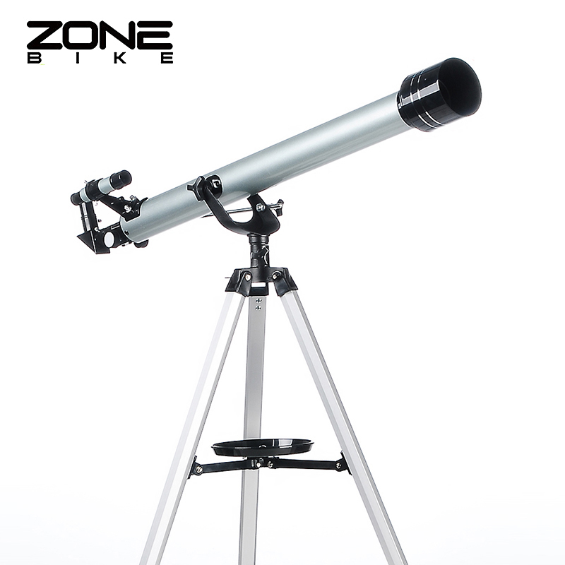 ZONEBIKE Profissional Astronomical Telescope Eyepiece Kids Powerful Monocular With Tripot 525 Times Monoculaire Fernglas Zoom