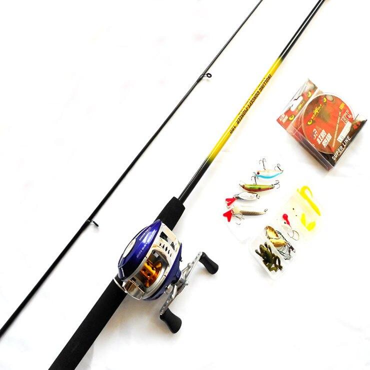 Fishing gear set for Rei fishing gear