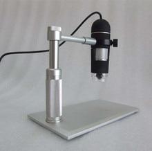Buy Alluminium Alloy Stand 5MP  1-50/200X USB  Digital Microscope Handheld Endoscope