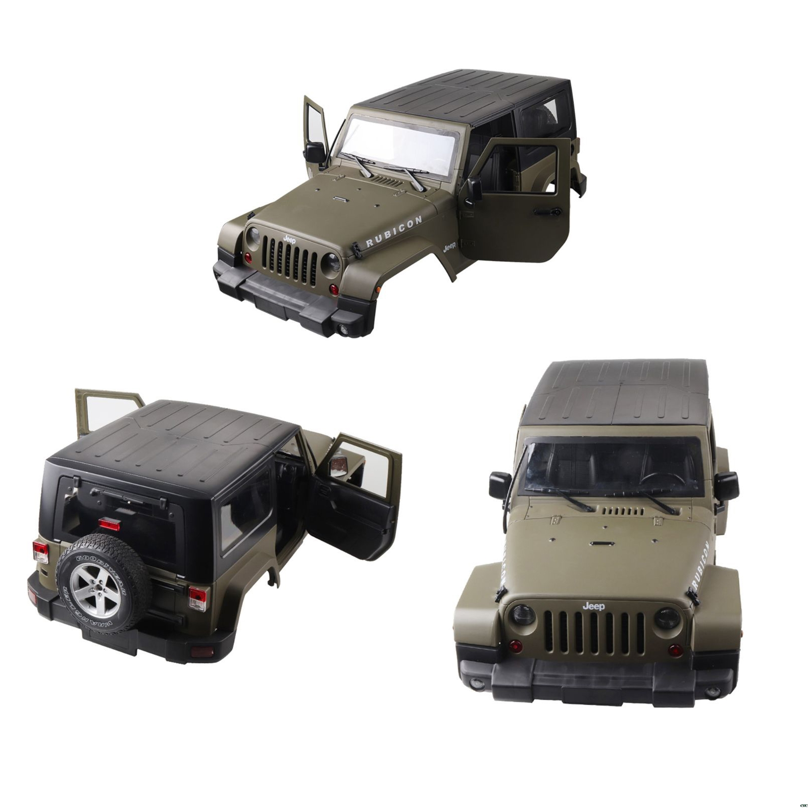 1:10 RC Scale Truck Climbing Car Hard Body Shell For Wrangler Jeep Model Car Shell Holder Toys Accessories1:10 RC Scale Truck Climbing Car Hard Body Shell For Wrangler Jeep Model Car Shell Holder Toys Accessories
