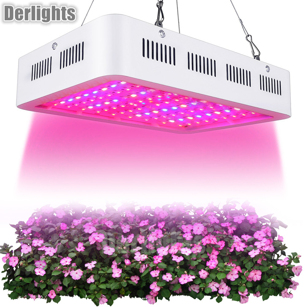 LED Grow Light 1000W Full Spectrum Plant Lamp for Indoor Greenhouse Grow Tent Plant Seeding Flowering Growing Growth Lamp 300w full 9 bands spectrum led grow light for indoor plant lamp 100pcs led veg flowering lamp hydroponic lighting grow tent lamp