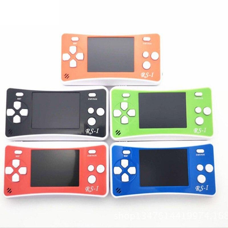 Consoles de jeux portables mini de poche couleur vidéo jeu enfants cadeaux classique pour plantes vs zombies jeu joueurs