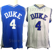 222e6e262e80 Cheap Throwback Basketball Jerseys Duke Blue Devils  4 J.J Redick JJ Jersey  University Basket Jerseys
