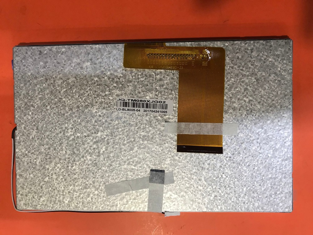 8 inch LCD YZ-080-60PV1.1 LCD Display screen Suitable for tablet tm070rdhp11 tm070rdhp11 00 blu1 00 tm070rdhp11 00 lcd displays screen