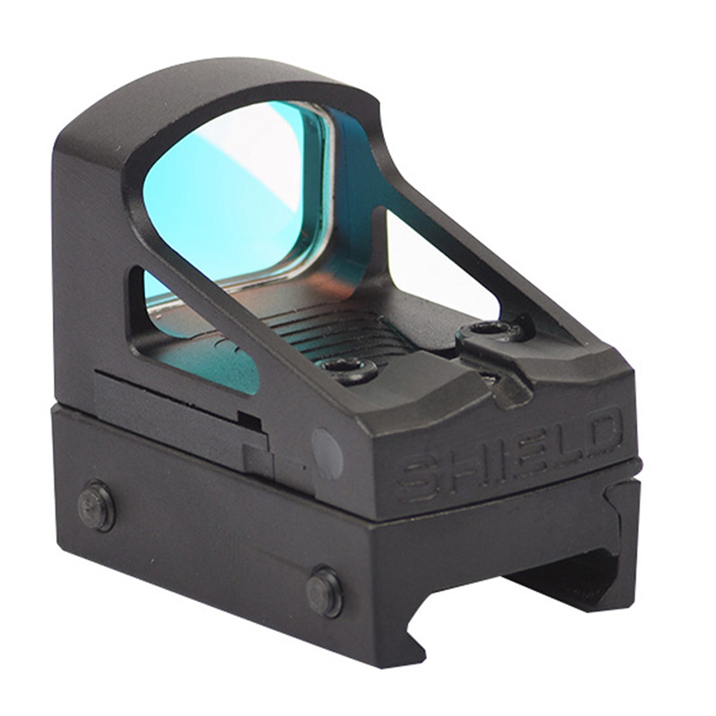 SEIGNEER Tactical RMS Reflex Mini Red Dot Sight Scope With Ventilated Mounting and Spacers For Airsoft Glock PistolSEIGNEER Tactical RMS Reflex Mini Red Dot Sight Scope With Ventilated Mounting and Spacers For Airsoft Glock Pistol