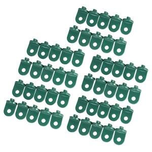 Image 5 - 10 adet sera plastik askı asılı klip saksı asma kancaları bitki askıları sera araçlar asılı alet sera için