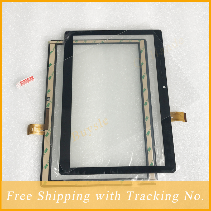 New For 10.1''inch DP101279-F1 Touch Screen Tablet Multi Touch Capacitive Panel Handwriting Screen 237*166mm Tempered Glass Film