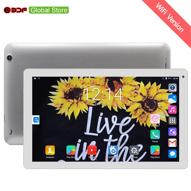 Moscow BDF New Tablet 10 Inch Big Size Android 5.1 Tablet Pc 1GB RAM 32GB ROM Support Video FM Quad Core WiFi Tablets 7 8 9 10