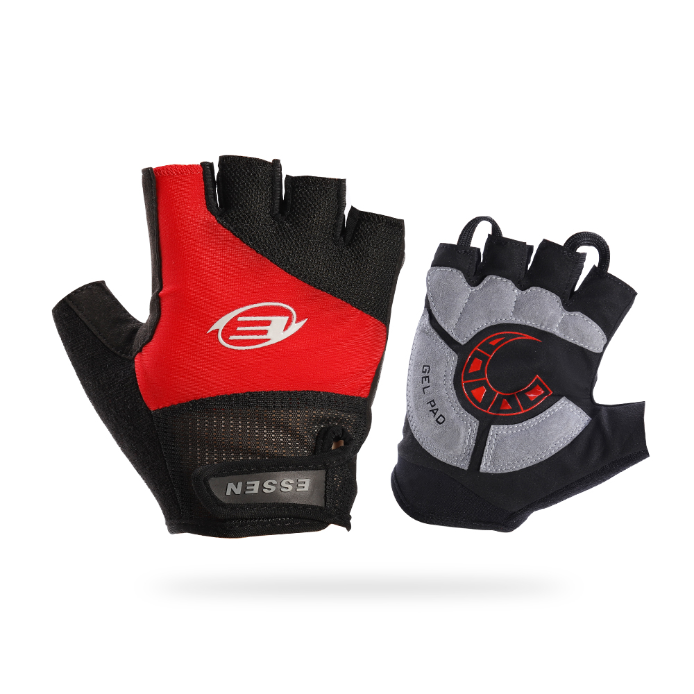 Men Women Half/Full Finger Cycling Gloves Anti-slip Wear-resisting Breathable Anti-shock Sports Gloves MTB Bike Bicycle Glove