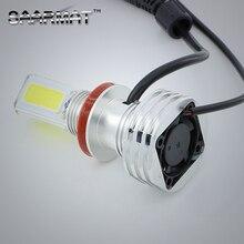 2x Plug & Play Для CREE Чипы Высокой Мощности Имеет Высокую Яркость 10000LM 100 Вт LED Фар автомобиля 12 В H4 H7 H8 H9 H10 H11 HB3 9005 HB4 9006