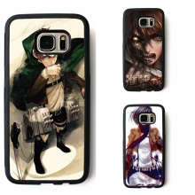 Shingeki No Kyojin Attack on Titan phone case for SAMSUNG GALAXY