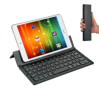Wireless Bluetooth Keyboard for Tablets Foldable Folding Keyboard for IOS Andriod Microsoft Mobile phone Ipad keyboard