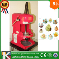 automatic electric taiwanese shaved ice maker / kakigori machine