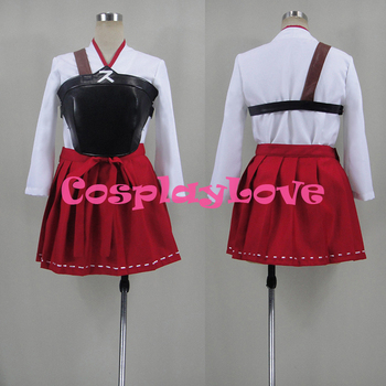 Custom Made Japanese Anime Kantai Collection KanColle Shoukaku Cosplay Costume
