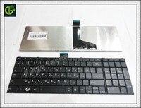 New Russian Keyboard For TOSHIBA SATELLITE C850D C855 C870 C870D C875 C875D L875 L875D RU Black