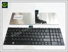 Russian Keyboard for TOSHIBA SATELLITE C850 C855D C850D C855 C870 C870D C875 C875D L875 L875D L950 L950D L955 L955D RU Black