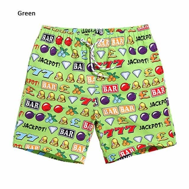 Men's Shorts Swimwear Male Brand Pants Beach Shorts Men's Men's Pocket Shot Hot Beach Male Sweatpants Sportswear Pants QMA224