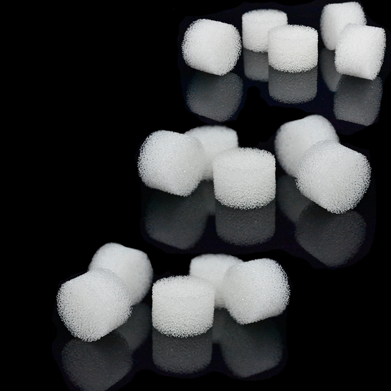 Image 2 - 15 Pcs Health Filter Sponge Air Compressor Nebulizer Accessory Filters For Inhaler Accessories Use With Catheter Atomizer Cup-in Massage & Relaxation from Beauty & Health