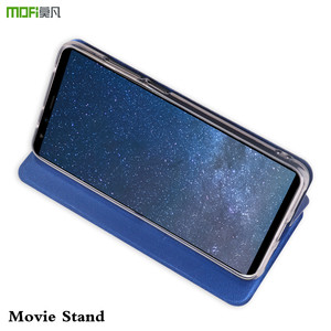 Image 3 - MOFi Flip Case for Xiaomi Mi Max 3 Cover for Xiomi Max3 Silicone TPU Housing PU Leather Folio Coque Book Capa Shell 3 Pro