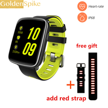 GV68 Smart Watch Men Women IP68 Waterproof MTK2502 Smart Watch Band Wearable device Heart Rate Sleep Monitor for IOS Android