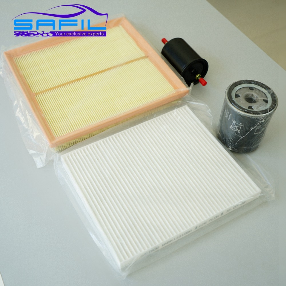 air filter + cabin filter + oil + fuel filters for Zotye T600air filter + cabin filter + oil + fuel filters for Zotye T600