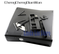 ChengChengDianWan high quality Full set Housing Shell Case for XBOX360 xbox 360 console Slim replacement