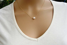 simulated pearl chokers necklaces for women chain pendant necklace gargantilla fashion jewelry shuangshuo chain necklace chokers for women deer necklaces