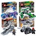 4 шт./компл. SY209 Super Hero Marvel Злодей Магнето/Красный Череп/Riddler Строительный Кирпич Блоки Образования Игрушки Совместимо С Lego