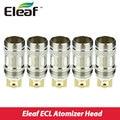 5 unids ecl bobina para ijust eleaf s/ijust 2/mini/melo/melo 2/melo 3/lemo 3 atomizador bobina bobina ecl 0.18ohm/0.3ohm ecig bobinas