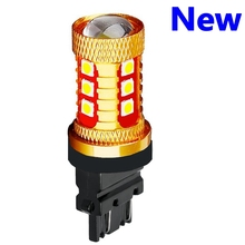 T25 3157 3156 3057 3457 4157 3047 P27/7 Вт P27W 1000LM 3030 светодиодный Автомобильная резервная копия лампы Габаритные огни Поворотная сигнальная лампа