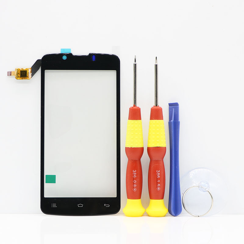 New original Touch Screen Touch Panel For ZOPO ZP580 Smart Mobilephone Screen + Disassemble Tool GS00550M045_FPC