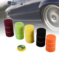"16pcs/Set 2"" Sponge Flat Polishing Buff Pad Set Kit For Air Sander Car Polisher Thread-M6X1"