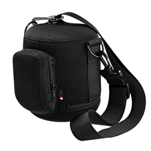 2019 Newest Neoprene Waterproof Speaker Bag Carrying Case with Adjustable Shoulder Strap for Apple HomePod Travel