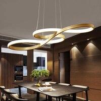 Minimalisme DIY opknoping moderne LED Outdoor Hanglampen voor Dining bar hanglamp suspendu hanger verlichting armatuur Armatuur