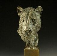 Mode moderne cuivre sculpture animal chanceux mode décoration maison décoration cadeau technologie