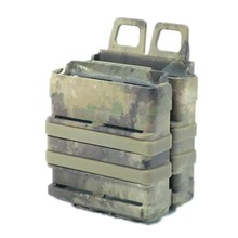 Тактический тяжелый 7,62 сумка для патронов передачи быстрая кобура с магазином набор A-Tacs TACS CP лесной highlander TYPHON