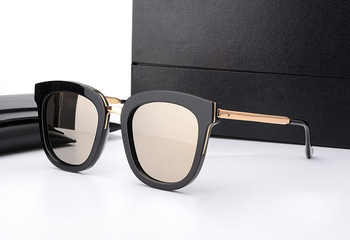 GENTLE MAYA eyeglass Absente One Sunglasses Men Women driving Polarized Vintage Oculo sunglasses With V Logo and  original box - DISCOUNT ITEM  0% OFF All Category