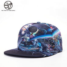Gzpw_New printing Hat Men Women Hip-Hop Baseball Hat Korea trend Fashion Outdoor Baseball Cap cosplay Cartoon landscape Hats(China)