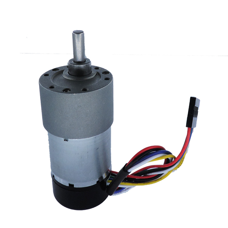 JGB37-3530GB High Speed Long Life High Speed DC Motor With Encoder and Cover 24v mini dc gear motor encoder цена