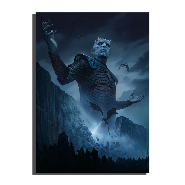"""Night's King"" Poster  1"
