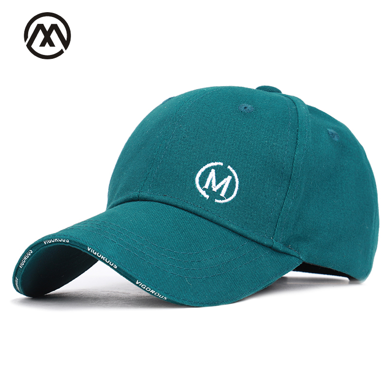 Letter M Embroidery Children   Baseball     Caps   Boy Girl Universal Adjustable High Quality Outdoor Sunshade Kids Hats streetwear bone