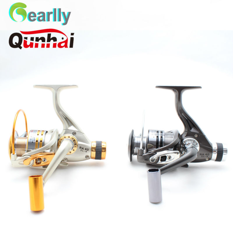 Gearlly marque Qunhai 11 + 1BB 12 roulements à billes gauche/droite interchangeables repliable 5.1: 1 roue haute vitesse Pesca