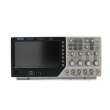 Hantek DSO4254C Dgital אוסצילוסקופ LCD USB כף יד 4 ערוצים 250Mhz Osciloscopio + שלוחה + DVM + אוטומטי טווח פונקציה