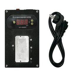 LY 988X stół warsztatowy do konserwacji mobilna płyta grzewcza do IPX 220V 110V 400W w Zestawy elektronarzędzi od Narzędzia na